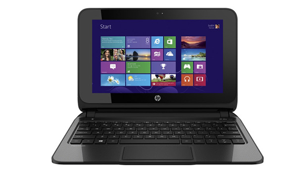 HP Pavilion TouchSmart 10 - Temash, Windows 8 e touchscreen contro i Chromebook