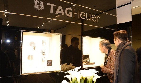 Opening of the TAG Heuer New Boutique, Followed By An Evening Celebrating 50 years Of Carerra In Pavillon Vendome