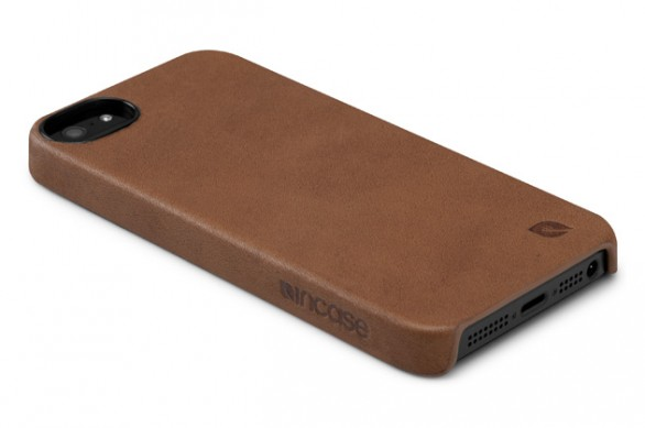 Cover Incase IPhone 5 Leather Snap Case