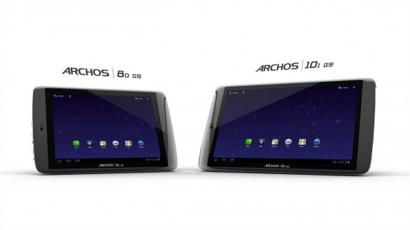 Archos G9 Tablets