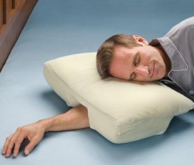 Cuscino Con Braccia.Arm Sleeper S Pillow Il Cuscino Ideale Per Chi Dorme Con Il