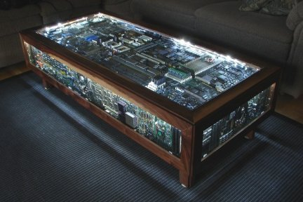 Computer Board Table