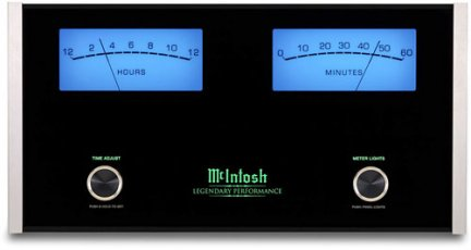 McIntosh Mantle Clock