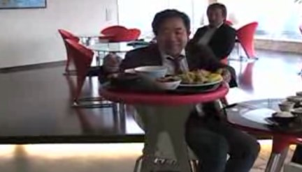 Robot Table Waiters