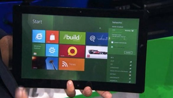 Computex 2012: tablet-prototipo Qualcomm con ARM Snapdragon S4 e Windows RT