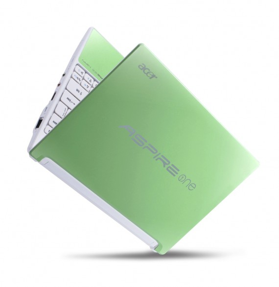 Acer Aspire One Happy: netbook con Android e WIndows 7