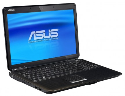 ASUS notebook con NVIDIA Optimus: N61JV, UL50Vf e U30Jc