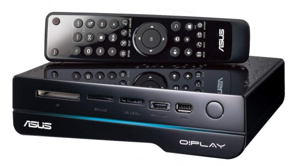 ASUS O!PLAY HD2: media player Wi-Fi con HDMI 1.3