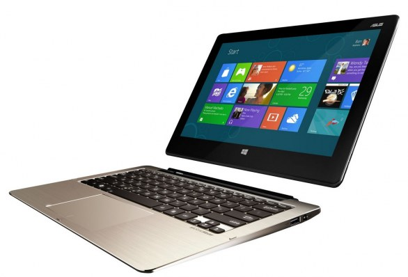 Computex 2012: Asus Transformer Book, svelati i notebook ibridi per Windows 8