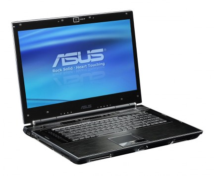 Notebook Asus serie W90