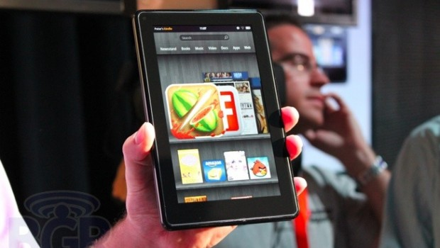 Foto Amazon Kindle Fire