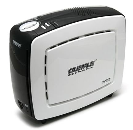 duel hd ready multimedia player