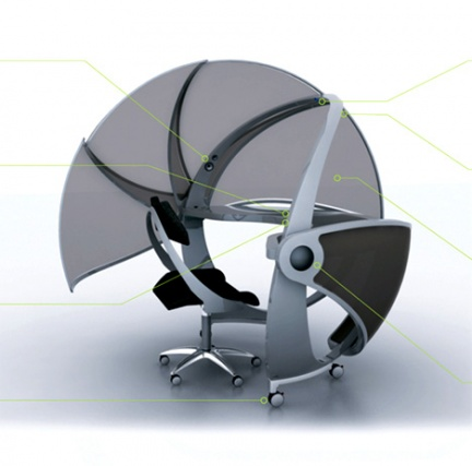 Eclipse Office Partitioning System