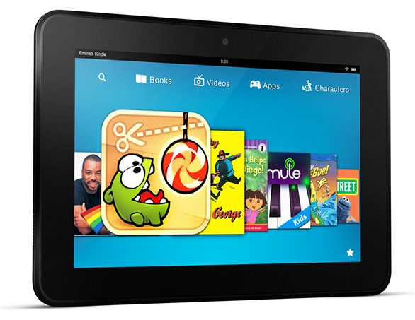 Amazon Kindle Fire HD 8,9\