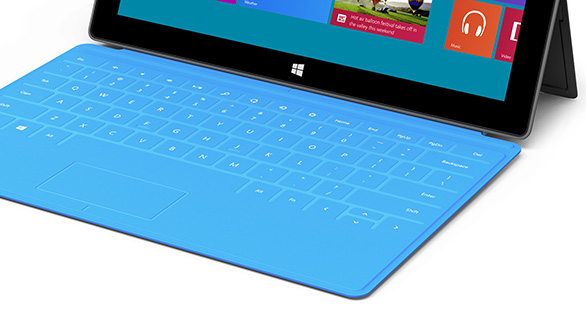 Surface RT: Touch Cover difettose
