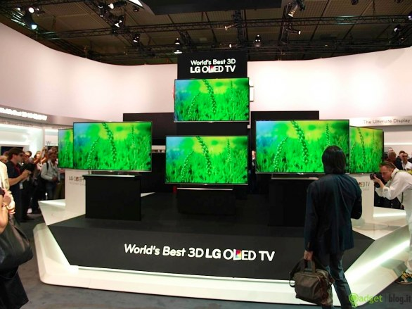 LG: Smart TV ed OLED