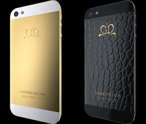 golden dreams iphone5 collection