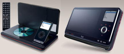 iluv dvd mp3 player with ipod
