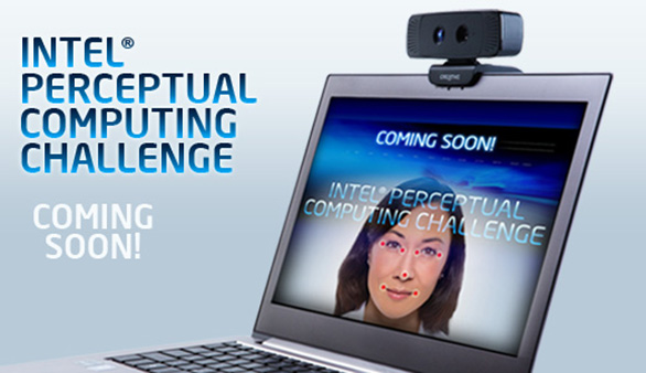 Intel Perceptual Computing - galleria immagini