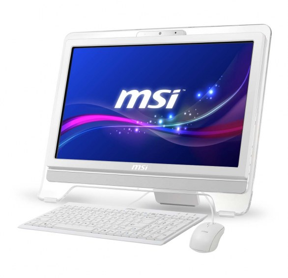 MSI Wind Top AE2051 - galleria immagini