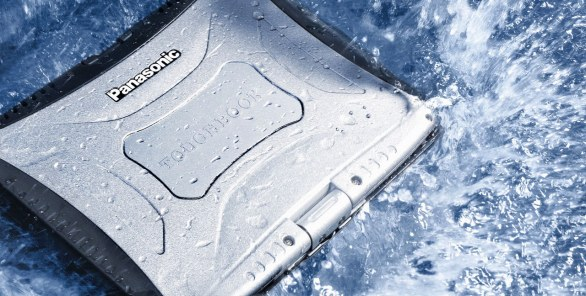 Toughbook CF-19: Ivy Bridge anche sulla linea rugged e ibrida di Panasonic