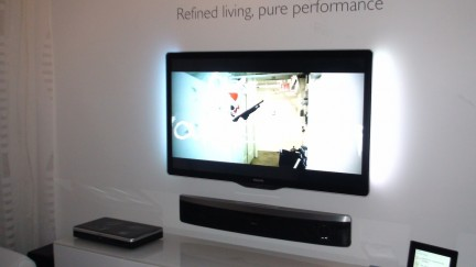 Philips 8000 LED: TV Full HD 3D Ready