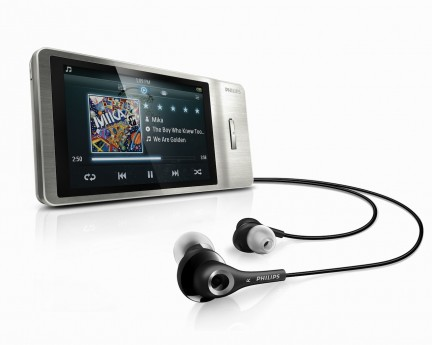 Philips Go Gear Muse con FullSound