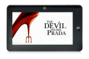 Pierre Cardin PC-7006. I tablet Android diventano fashion!