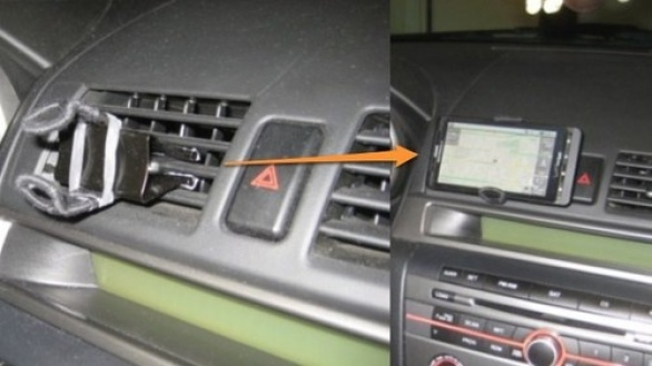 Gps Mounts For Cars Rarin.Org