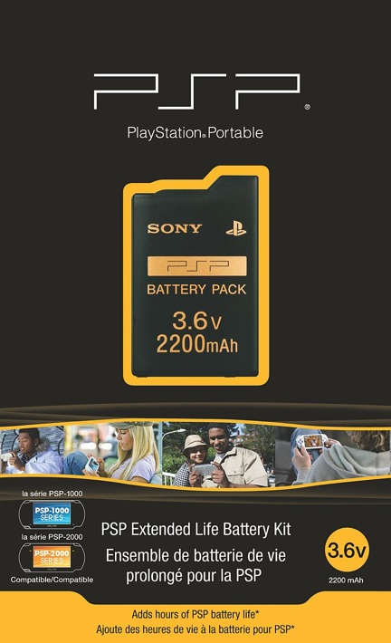 batterie sony playstation portable