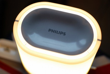 Recensione Philips Wake Up Light con dock iPod-iPhone