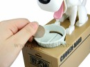 Robotic Doggie Money Bank