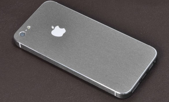skin iphone 5 anycast solution