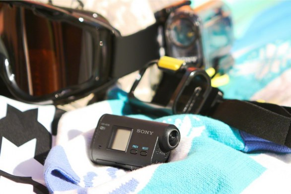 Sony Action Cam HDR-AS15 - galleria immagini