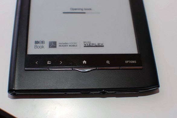 Sony eBook Reader Touch Edition