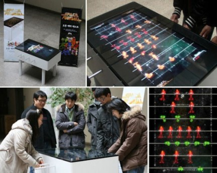 Space Foosball Project
