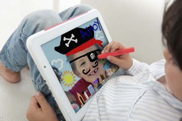 tablet superparquito