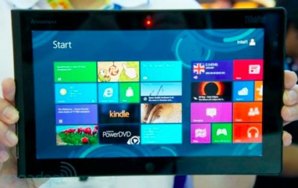 Lenovo ThinkPad Windows 8
