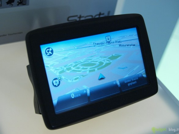 Stand TomTom IFA 2012