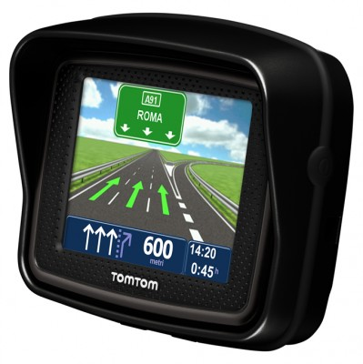 tomtom urban rider navigatore satellitare per moto a 249. Black Bedroom Furniture Sets. Home Design Ideas