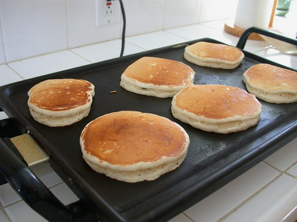 Recette Pan Cake Moelleux
