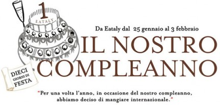 compleannoEataly