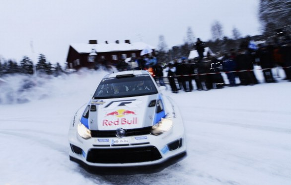 ogier polo 2013 rally