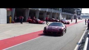 Ferrari Racing Days a Sepang: grande festa in Malesia