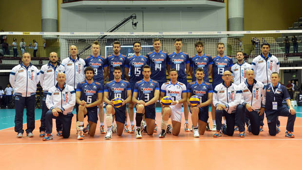 Italia-Polonia diretta World League 2014 - Volley