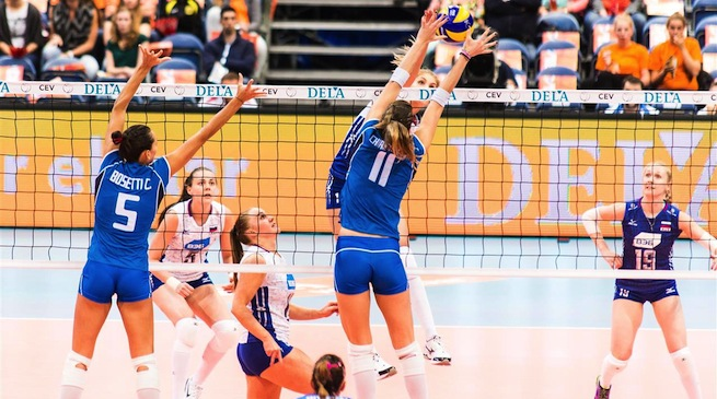 italia russia volley femminile oggi - photo #39