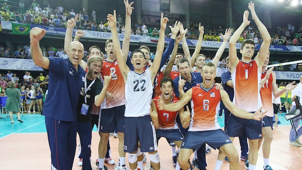 World League Volley 2015
