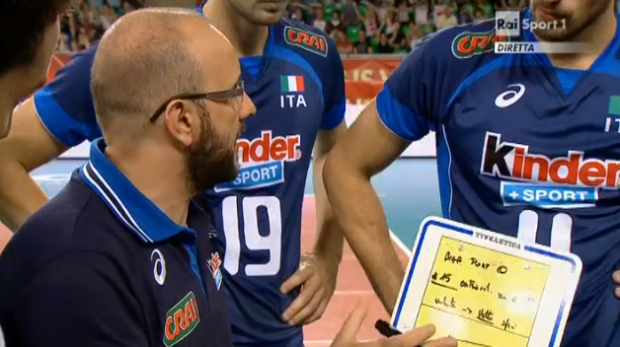 Secondo time-out