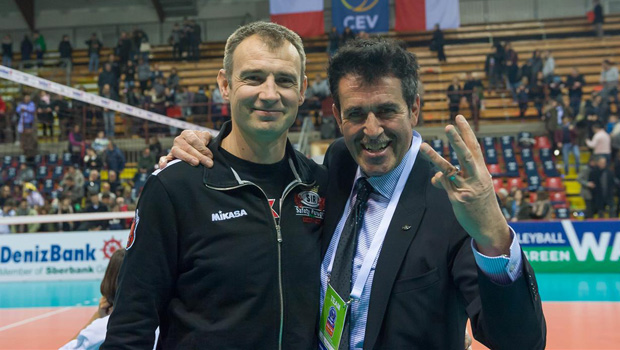 Champions League Volley Maschile 2015 Playoff