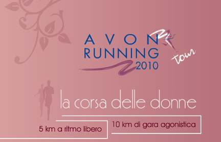 Avon Running Web